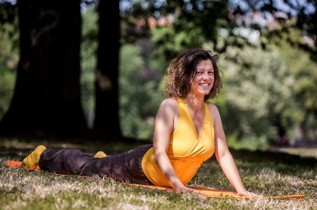 Hatha Yoga Kurs
