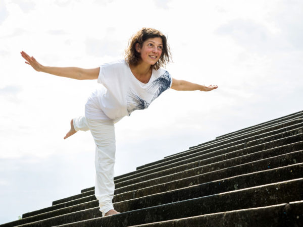 Yoga Standwaage